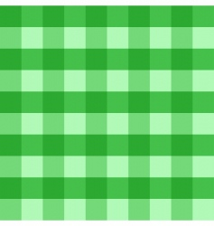Checkered cloth vector
