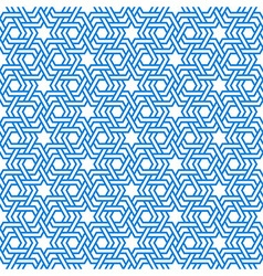 Tangled modern pattern vector