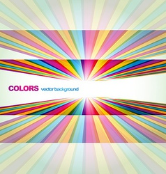 Artistic colorful background vector