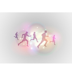 Sport abstract vector