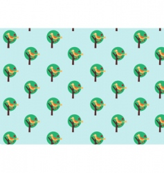 Retro wallpaper pattern vector