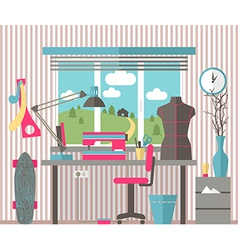House female hobbies vector