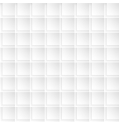 Abstract white gray seamless pattern vector