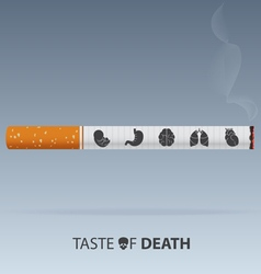 May 31st world no tobacco day poster vector