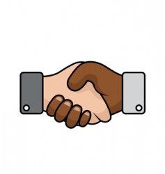 Handshake race relations vector