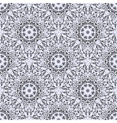 Mosaic texture for textile print vector