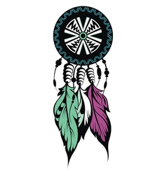 Dream catcher protection vector