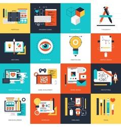 Design and development vector