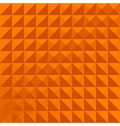 Geometric pattern orange simple vector