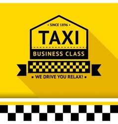 Taxi badge 08 vector
