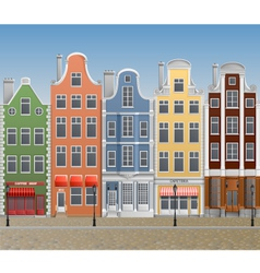 Old town vector