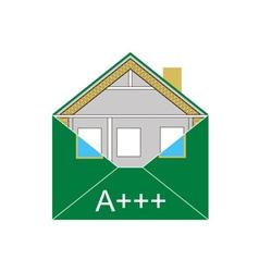 Building envelope-saving class a vector