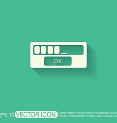 Web-interface vector