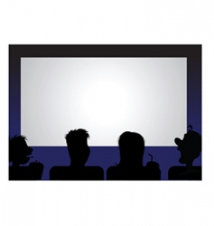 Movie audience vector