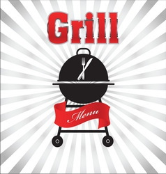 Grill 01 resize vector