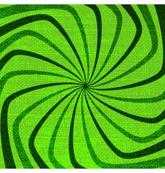 Background green roundabout vector