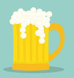 Beer design vector