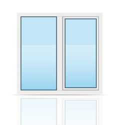 Plastic window 03 vector
