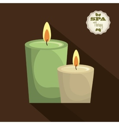 Spa relax design vector