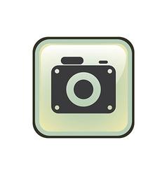 Camera sound design vector