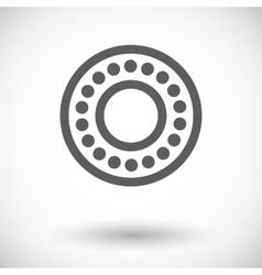 Icon bearing vector