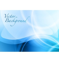 Background abstract blue vector
