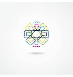 Fresh water icon vector