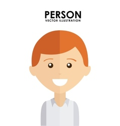 Person avatar vector
