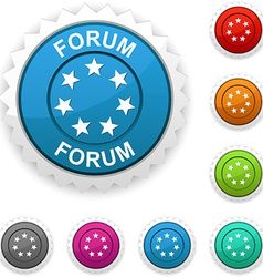 Forum award vector