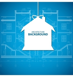 Best architecture background vector