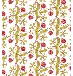 Berries seamless vector