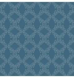 Classic vintage wallpaper pattern vector