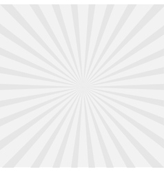 Gray sunburst with ray of light template vector