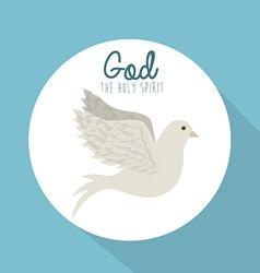 Religious design vector