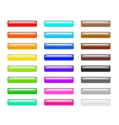 Buttonrectangleset 01 vector