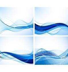 Water background vector