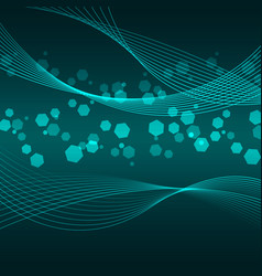 Abstract background modern vector
