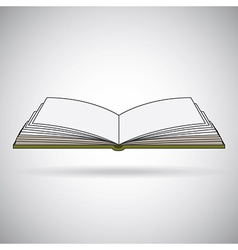 Book graphic vector