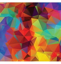 Multicolor geometric background3 vector