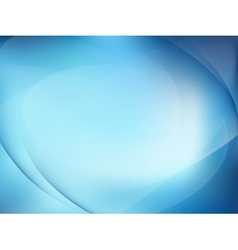 Abstract blue background eps 10 vector