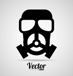 Caution icon vector