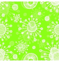 Bacterial background eps10 vector