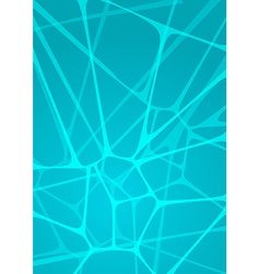 Abstract glowing mint background vector