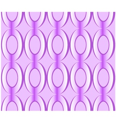 Seamless violet background with ellipses vector