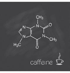 Caffeine vector