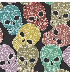Pattern scull vector