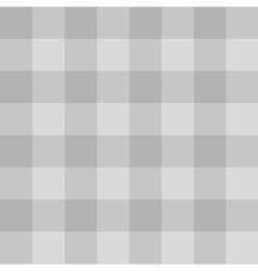 Tile grey plaid pattern vector