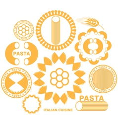 Pasta vector