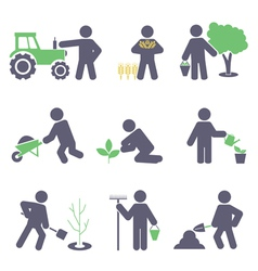 Agriculture vector