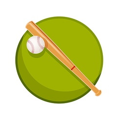 Baseball stuff vector